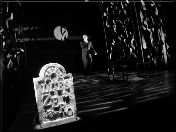 The Adding Machine by Elmer Rice - Richard Finkelstein, Stage Designer