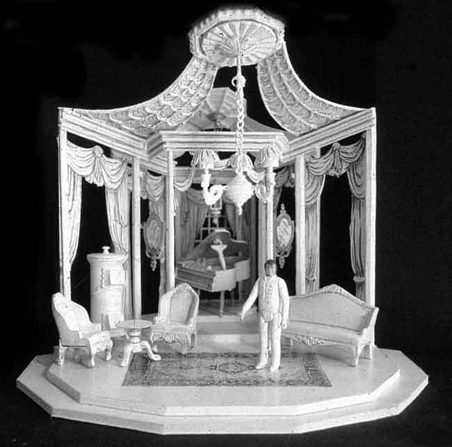 A Dolls Houce By Ibsen Set Design By Richard Finkelstein