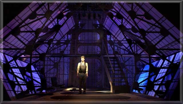 Hamlet by William Shakespeare Set Design by Richard Finkelstein ...