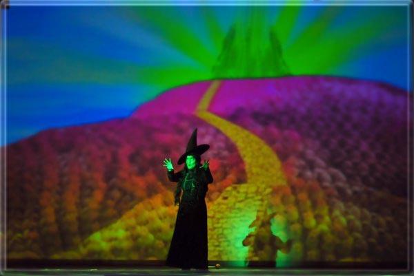 wizard of oz set design by richard finkelstein stage designer