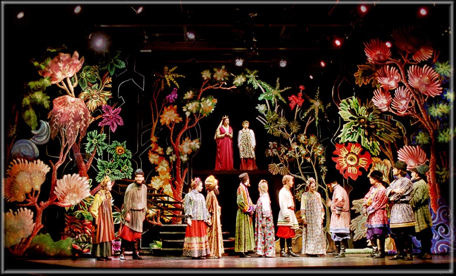as you like it by william shakespeare set design by richard
